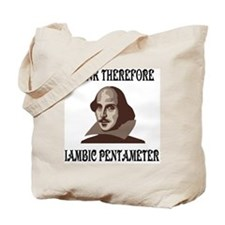 shakespeare-01 Tote Bag