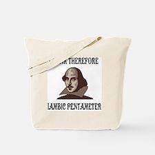 shakespeare-01 Tote Bag