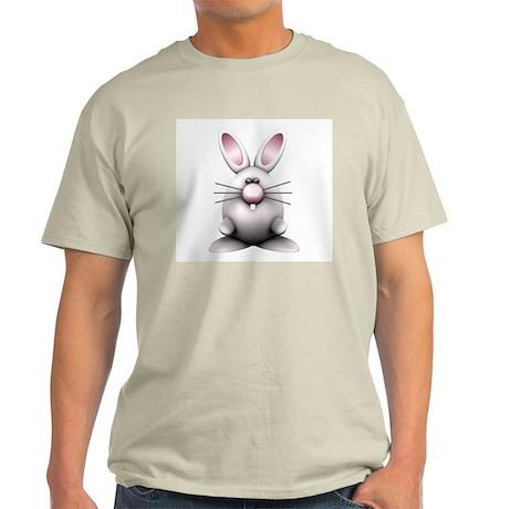 White Bunny Light T-Shirt