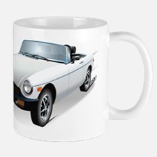 British White Sweetheart Mug