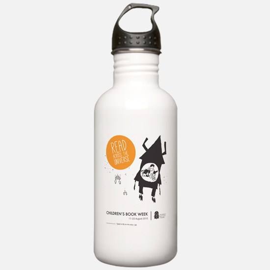 Read Across the Univer Water Bottle