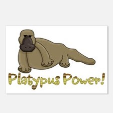 Platypus Power Postcards (Package of 8)