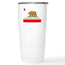 California Republic Sta Travel Mug
