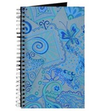 Shades of Blue Journal