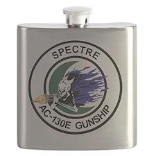 AC-130E Spectre Gunship Flask