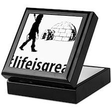 Eskimo-06-A Keepsake Box