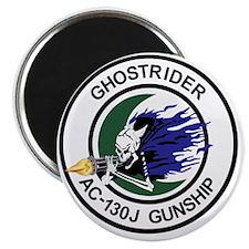 AC-130J Ghostrider Gunship Magnet