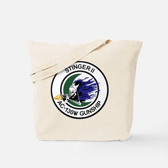 AC-130W Stinger II Gunship Tote Bag