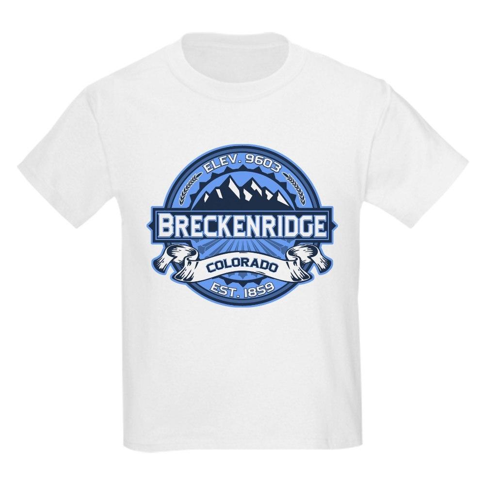 CafePress Breckenridge Blue T-Shirt