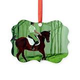 Horse trail Ornaments