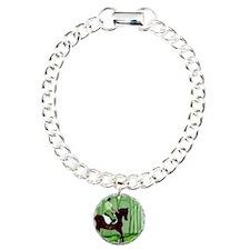 Through There? -Equestri Charm Bracelet, One Charm