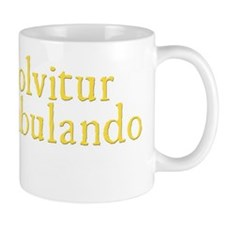 Solvitur Ambulando (it is solved throug Mug