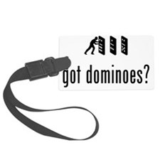 Dominoes-02-A Luggage Tag