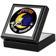 AC-130 Spectre Gunship Keepsake Box