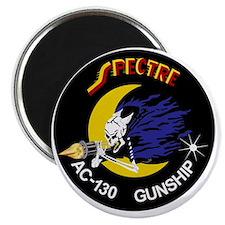 AC-130 Spectre Gunship Magnet