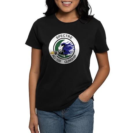 AC-130 Spectre Gunship Women's Dark T-Shirt