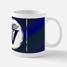 veterinarian logolicense Mugs