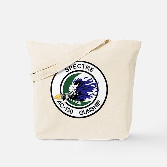 AC-130 Spectre Gunship Tote Bag