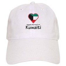 Happily Married Kuwaiti Baseball Cap