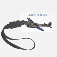 Junkers Ju 88A-4 w text Luggage Tag