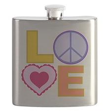 Love Art Flask