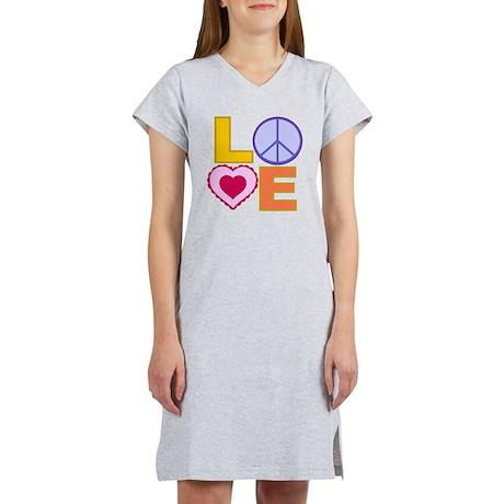 Love Art Women's Nightshirt