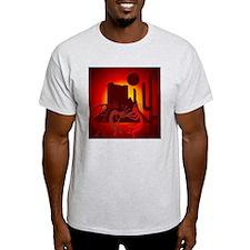 Kokopellis in the Southwest Red T-Shirt