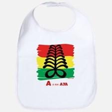 A is for Aya Bib