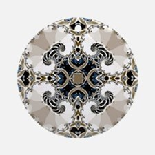 Osteodiplopada Round Ornament