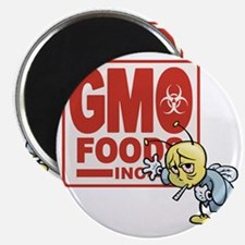 gmo-bee-T Magnet
