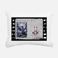 April Showcase - Souther Rectangular Canvas Pillow