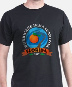 Florida Irma Survivor T-Shirt