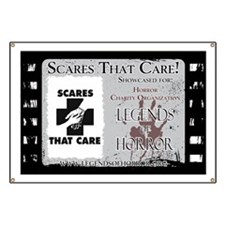 May/June Showcase - Scares That Care! Banner