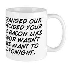 Nope changed our mind. Decided your str Mug