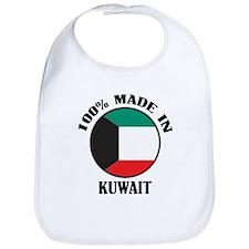 Made In Kuwait Bib