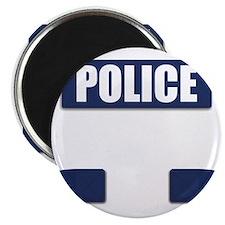 Police Bullet-Proof Vest Magnet