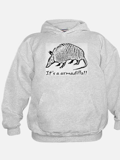 2-armadillo_dark.psd Sweatshirt