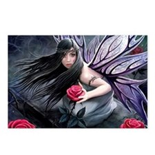 Rose Fairy Postcards (Package of 8)