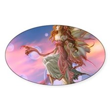 Lovely butterfly fairy Decal