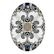 Osteodiplopada Oval Ornament