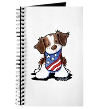 Patriotic Brittany Journal