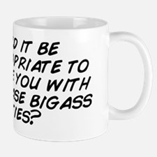 would it be inappropriate to describe y Mug