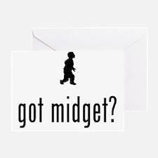 Midget-02-A Greeting Card