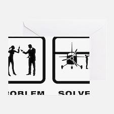 Aircraft-Technician-10-A Greeting Card