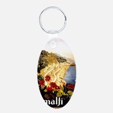 Antique Italy Amalfi Coast  Keychains