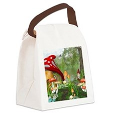 dl_king_duvet_2 Canvas Lunch Bag