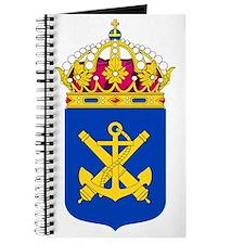 Royal Swedish Navy COA Journal