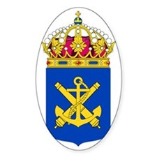 Royal Swedish Navy COA Decal