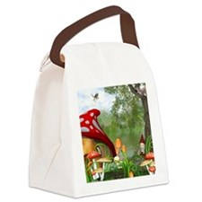 dl_mousepad Canvas Lunch Bag
