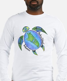 Androsian Turtle Long Sleeve T-Shirt